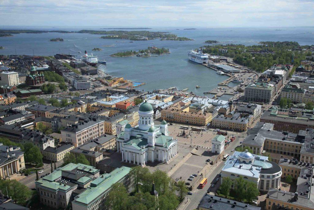 Helsinki za 467 zł w sierpniu na długi weekend!
