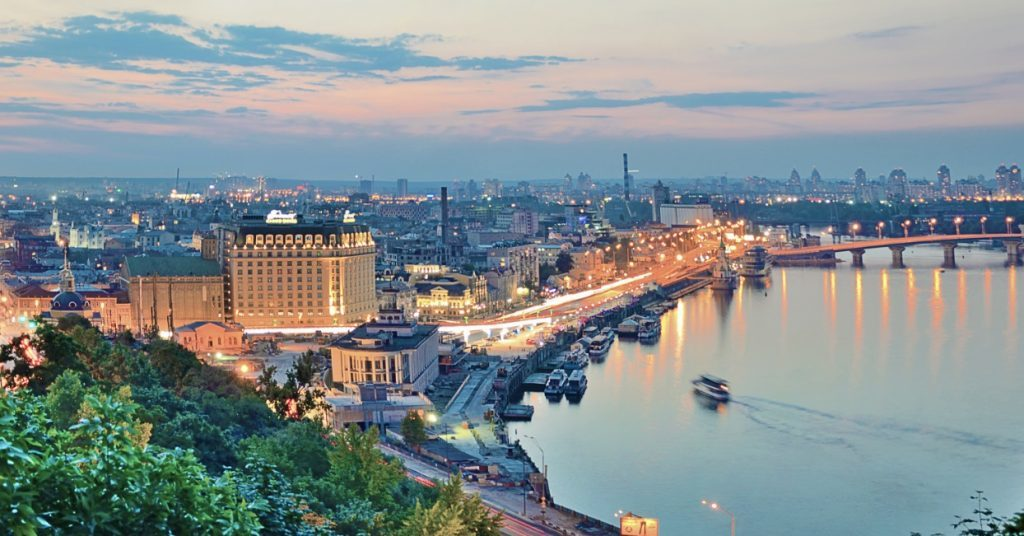 Kijów za 392 zł w sierpniu na długi weekend!