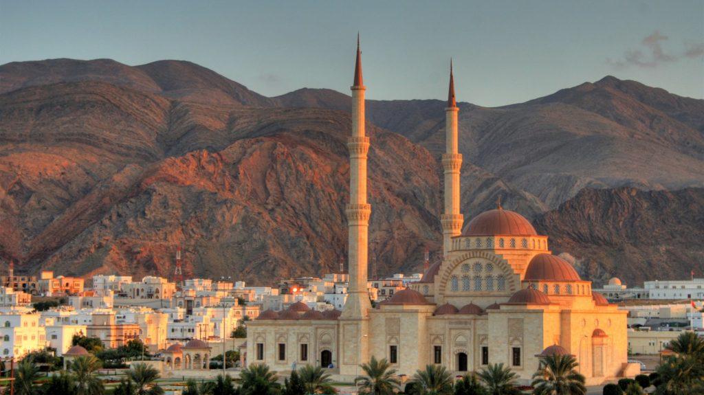 Oman za 1288 zł listopadzie!