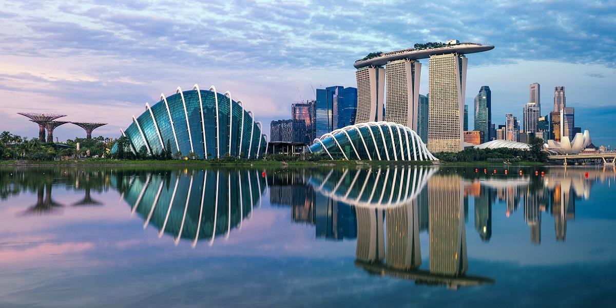 Singapur na początku roku za 1629 zł