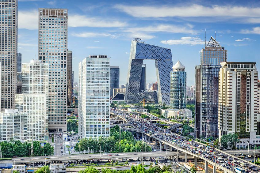 Listopadowy wypad do Pekinu za 1682 zł? Czemu nie!