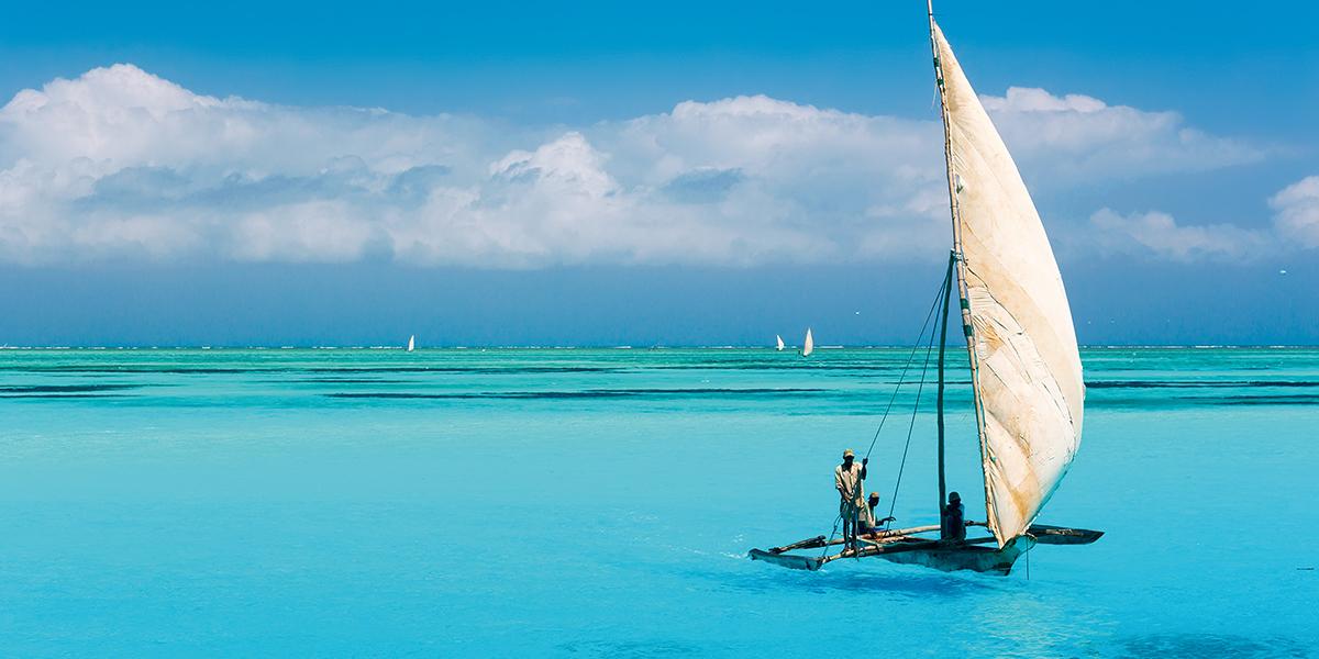 Rajski Zanzibar za 1827 zł w październiku