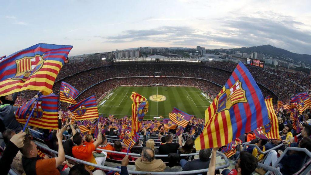 Barcelona za 258 zł w grudniu!