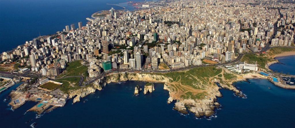 Bejrut za 656 zł w styczniu!