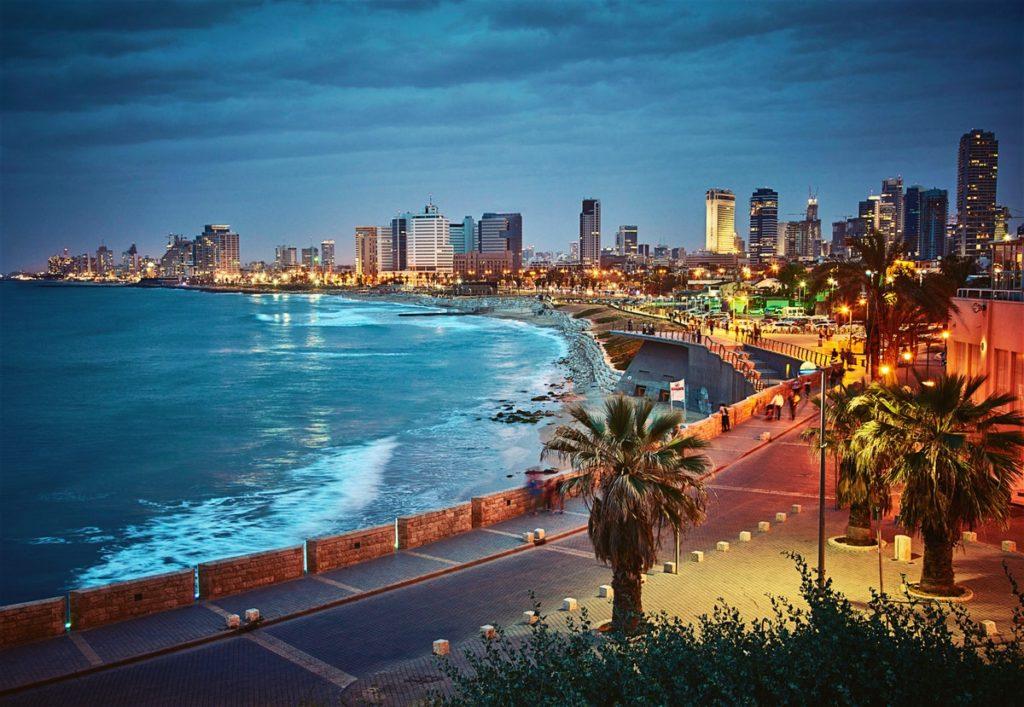 Tel Aviv za 275 zł w styczniu!