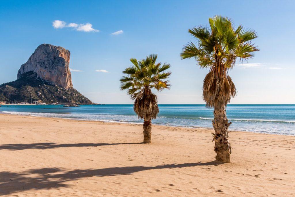 Alicante za 184 zł w lutym!