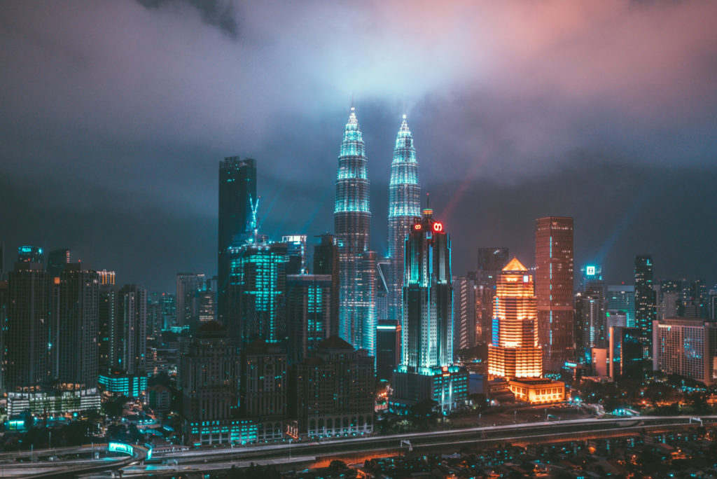 Kuala Lumpur za 1312 zł w listopadzie!