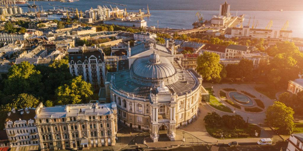 Odessa za 321 zł w grudniu na sylwestra!