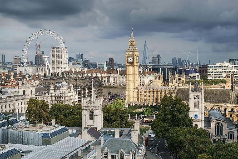 Londyn za 86 zł w październiku!