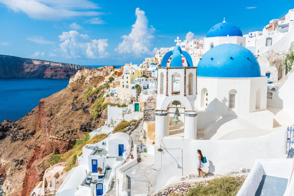 Santorini za 595 zł w październiku!