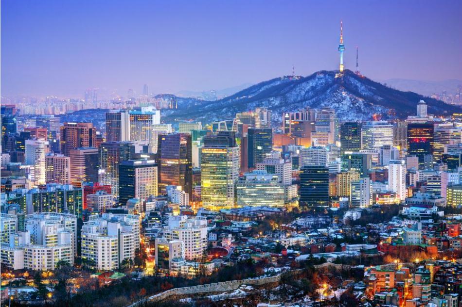 Korea Południowa za 1770 zł w marcu!