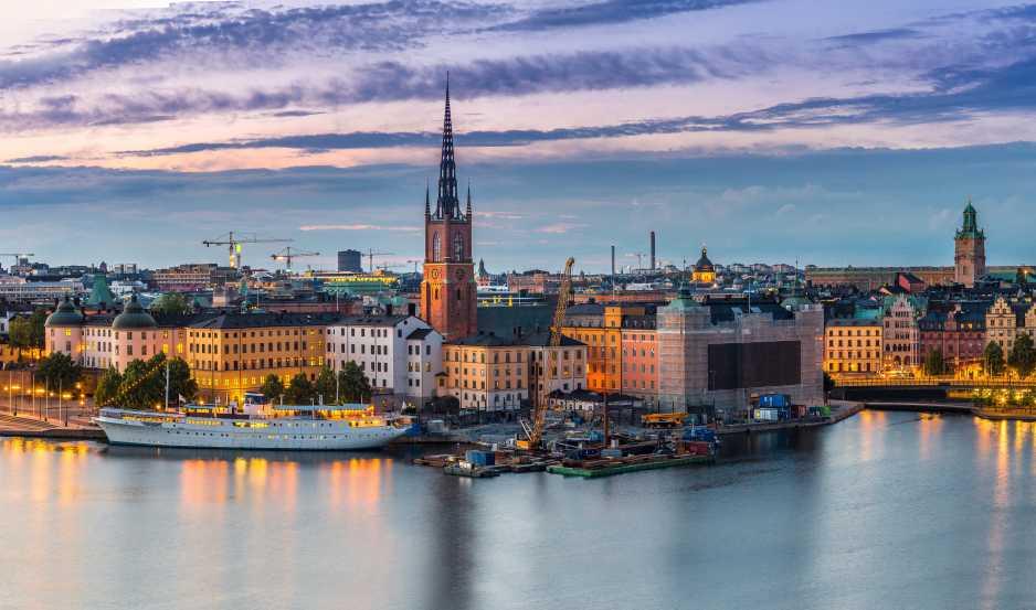 Sztokholm za 38 zł w styczniu na weekend!
