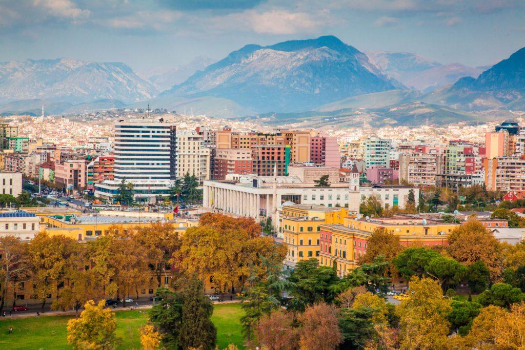 Albania za 176 zł w październiku!