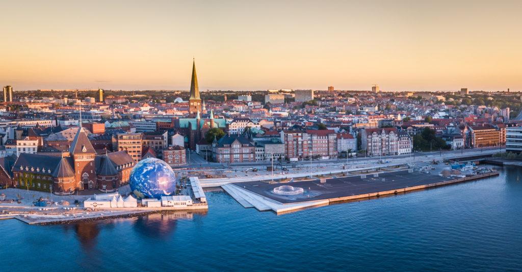 Aarhus za 58 zł w styczniu!