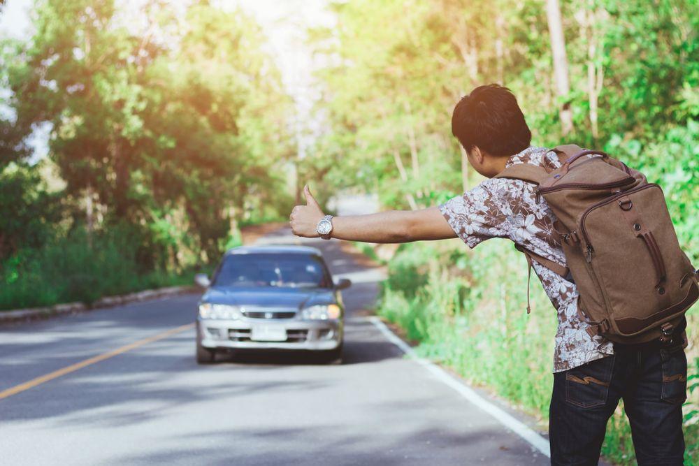 O czym pamiętać i na co uważać jeżdżąc autostopem?