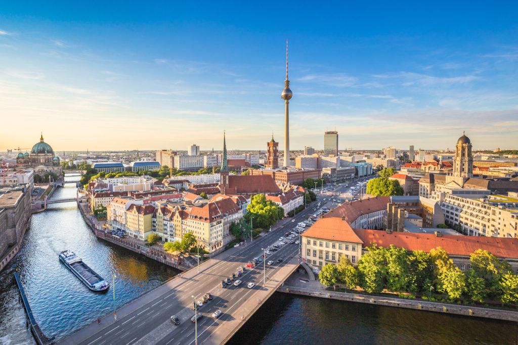 Berlin za 83 zł w listopadzie!