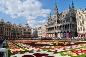 Zwiedzaj Brukselę we wrześniu ? loty za 120 zł w dwie strony!