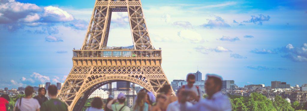 Paryż za 110 zł w październiku!