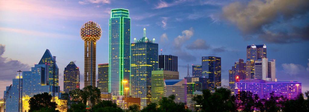 Dallas za 1462 zł w listopadzie!
