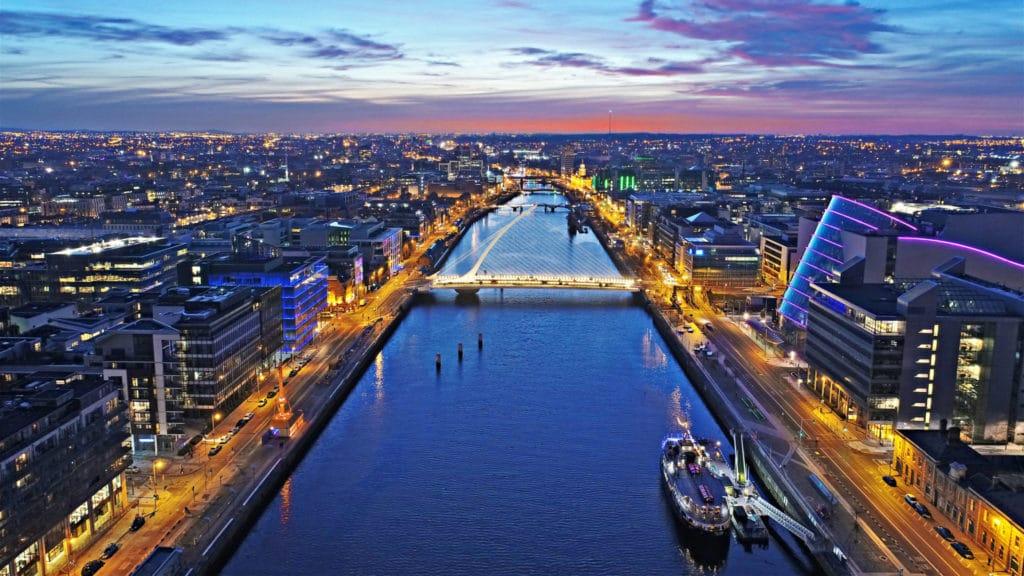 Dublin za 154 zł w listopadzie!