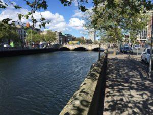 Podróż do Dublina w listopadzie za 205 zł w dwie strony!