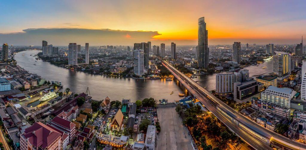 Bangkok za 1483 zł w lutym!
