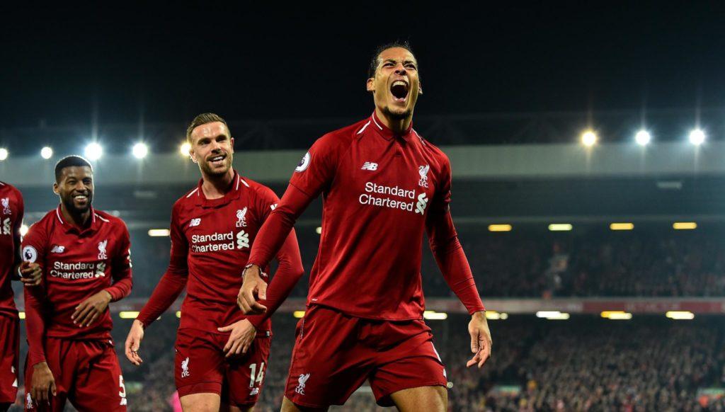 Liverpool za 121 zł w październiku na weekend!