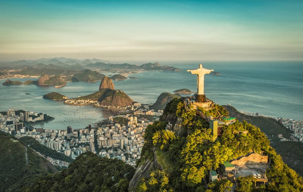 Rio de Janeiro za 1910 zł w listopadzie!