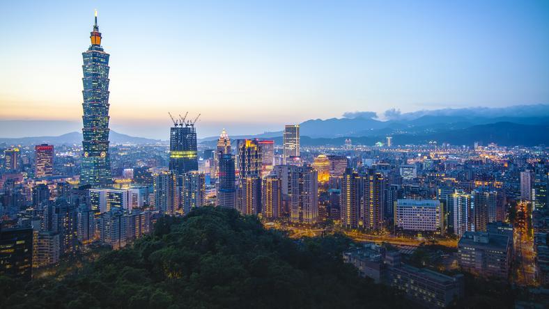 Tajwan za 1581 zł w grudniu!