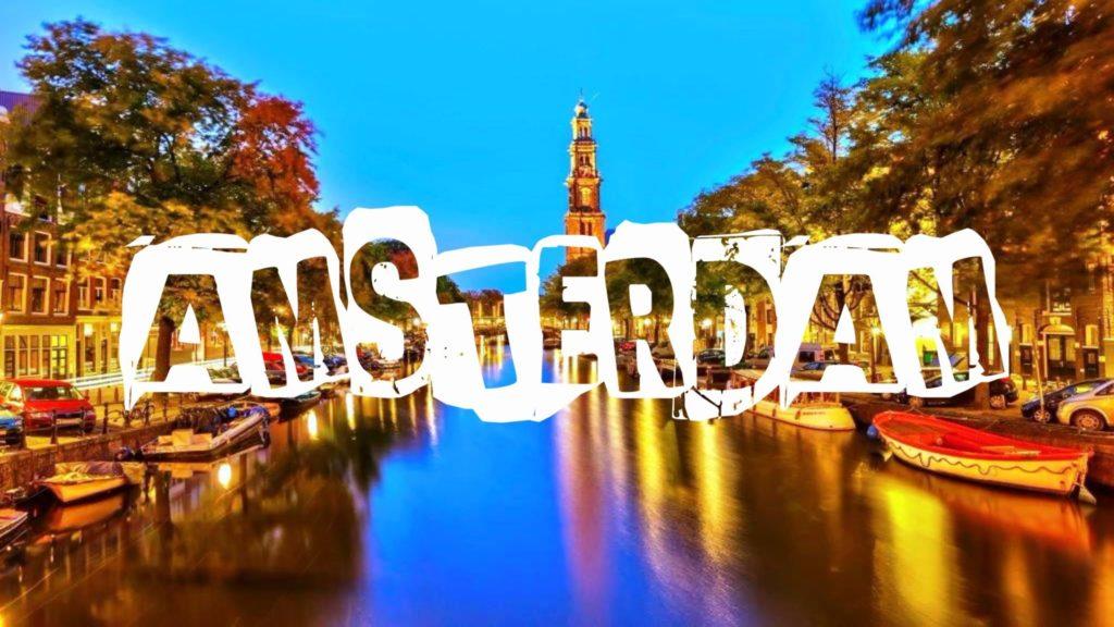 Amsterdam za 237 zł w marcu!