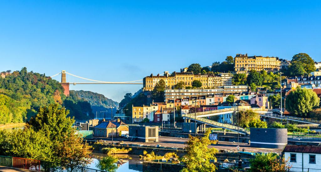 Bristol za 154 zł w październiku na długi weekend!
