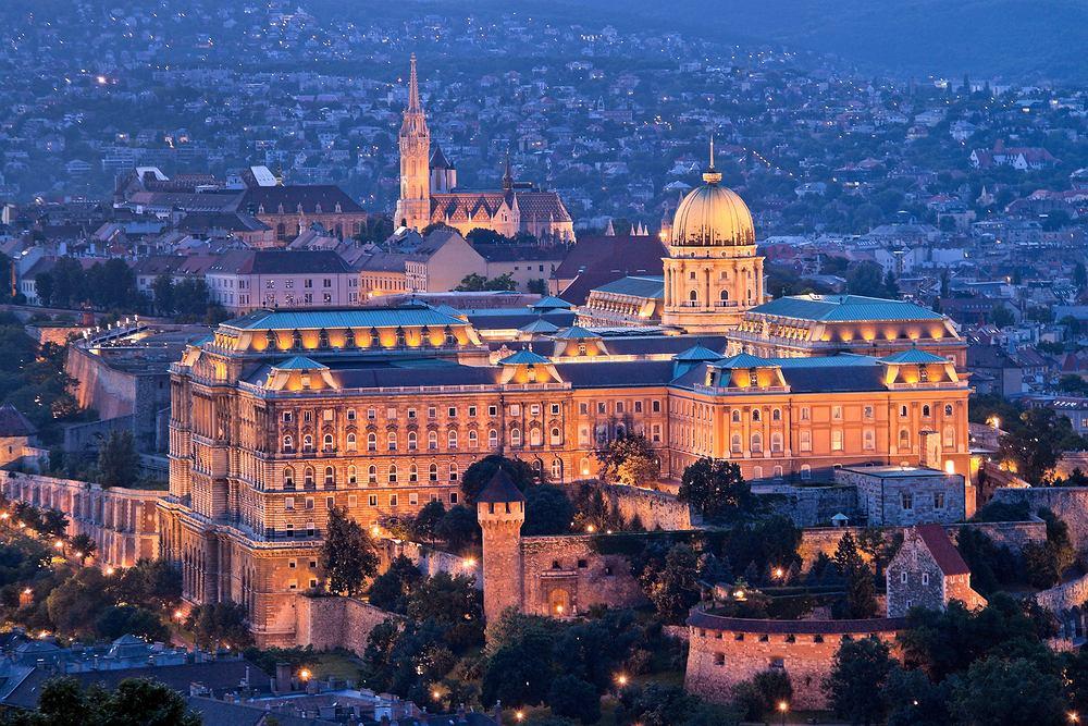 Budapeszt za 112 zł w grudniu na przedłużony weekend!