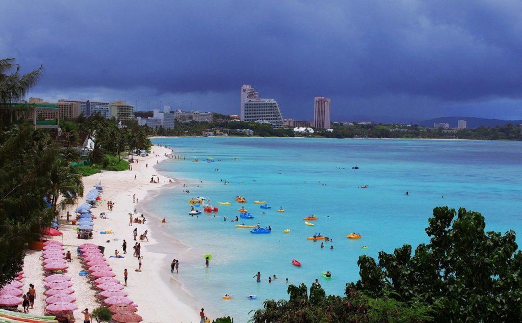 Guam za 2274 zł w czerwcu!