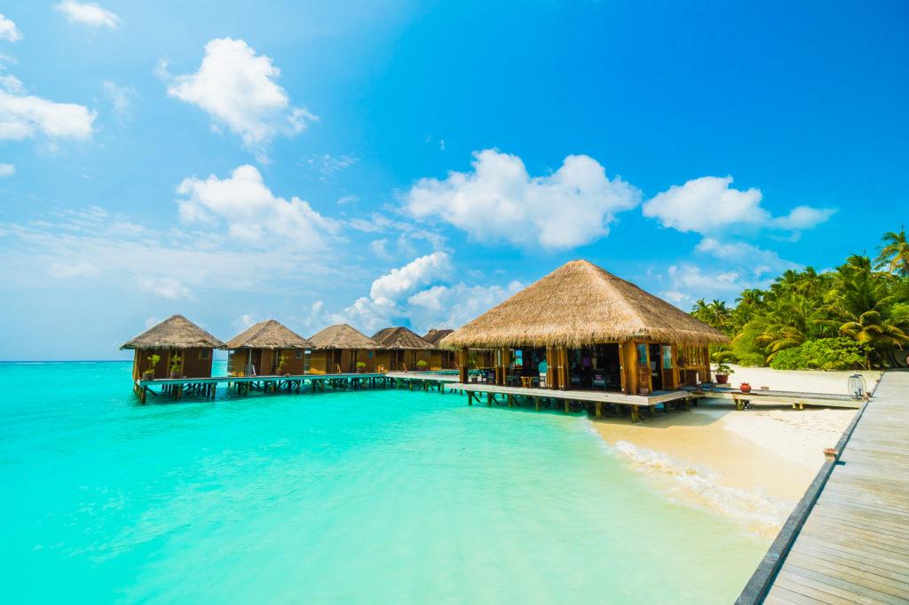 Malediwy za 1503 zł w styczniu!