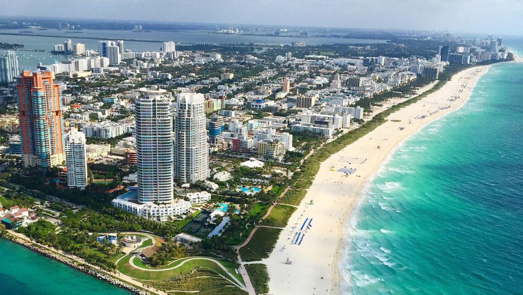 Miami za 576 zł w marcu!