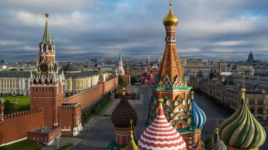 Moskwa za 381 zł w marcu!