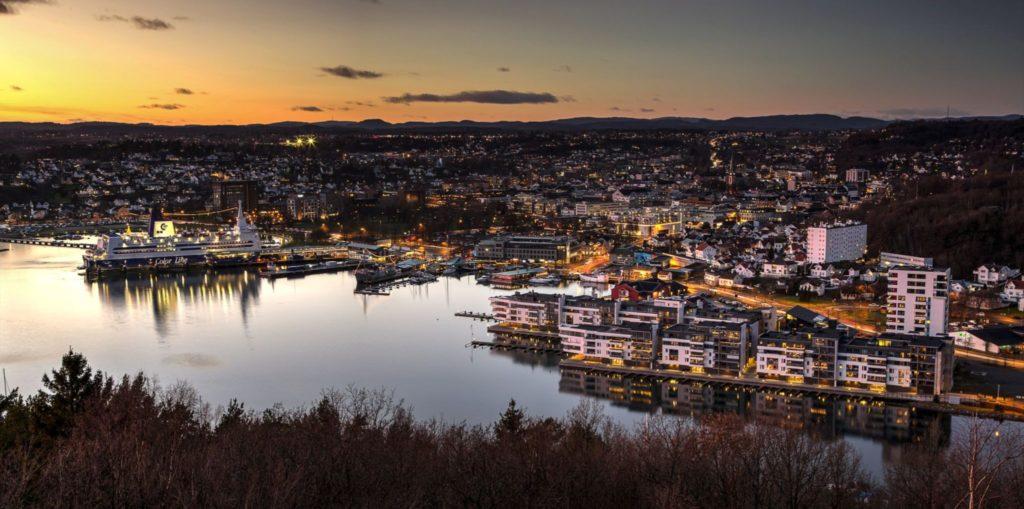 Sandefjord za 38 zł w styczniu na weekend!