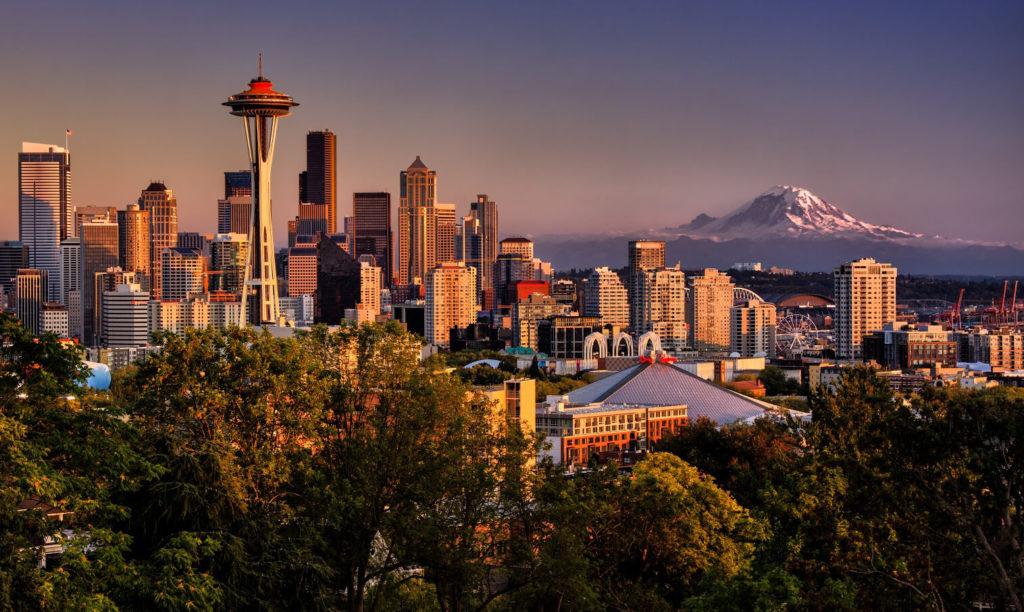 Seattle za 1231 zł w lutym!