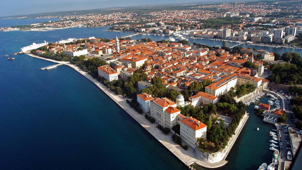 Zadar za 256 zł w maju!