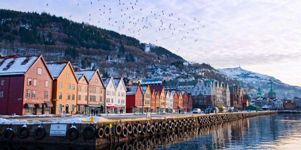 Norwegia za 98 zł w listopadzie na przedłużony weekend!