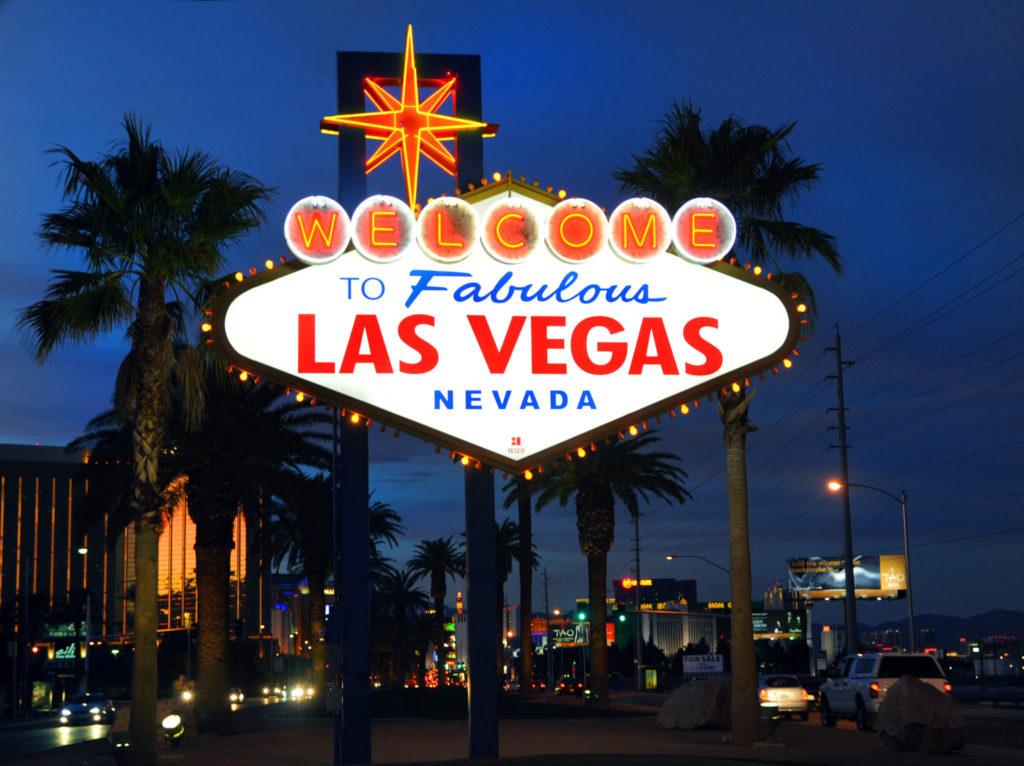 Las Vegas za 1189 zł w lutym!