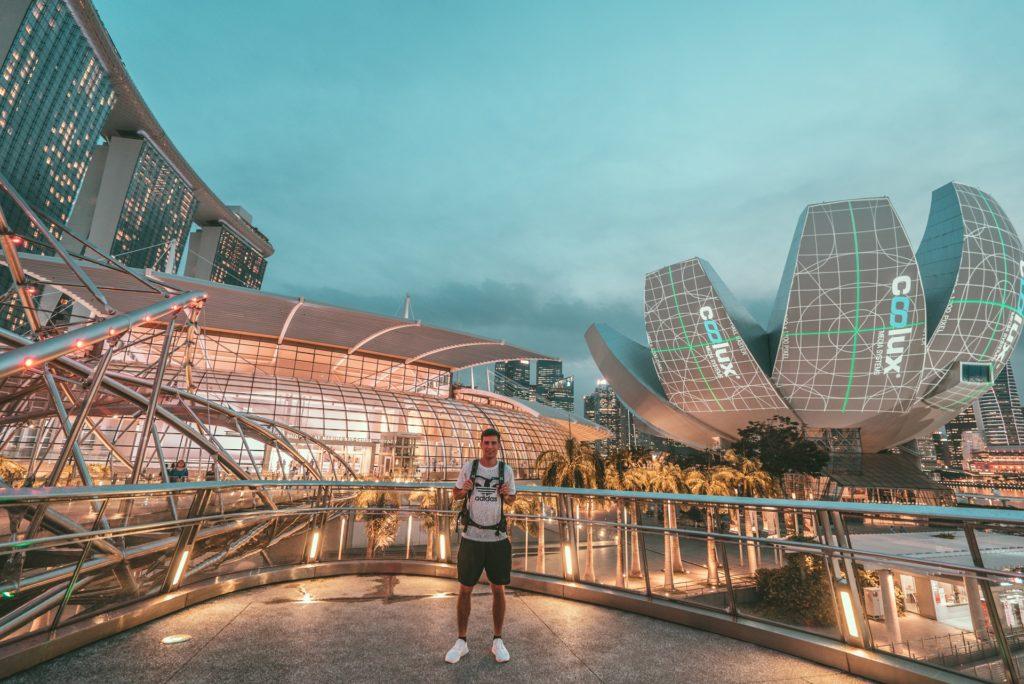 Singapur za 1693 zł w marcu!
