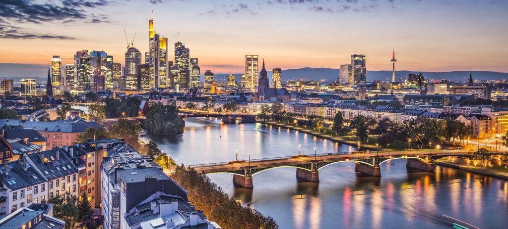 Frankfurt za 78 zł w grudniu!