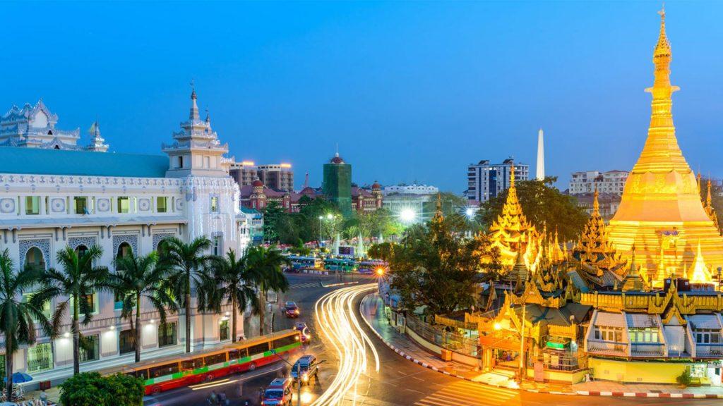 Mjanma za 1590 zł w kwietniu!